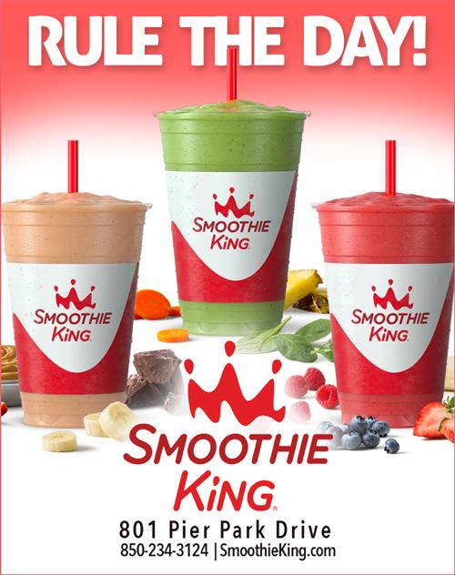 smoothie king pier park visitpcbmap.com ad